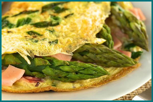 omelette-asperge