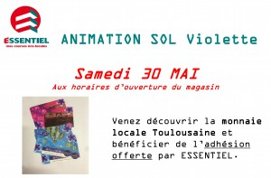 animation 30 mai